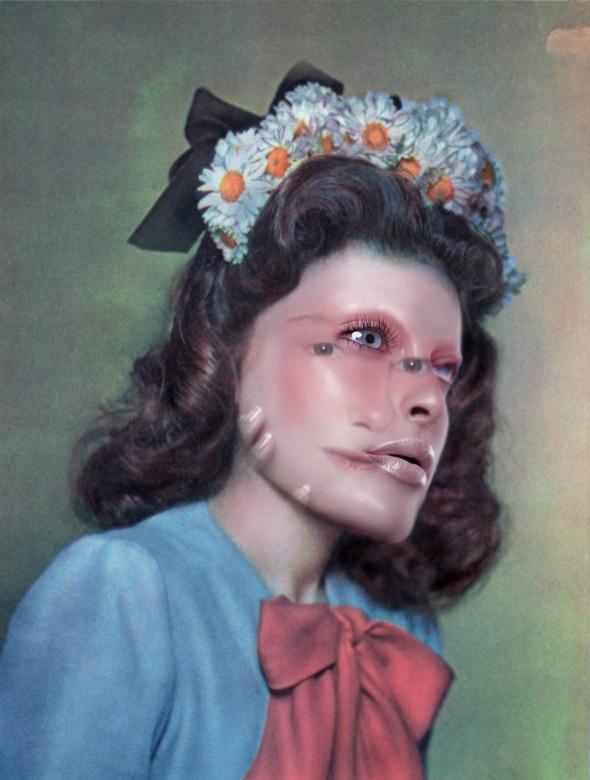 Portrait of a Futurist.